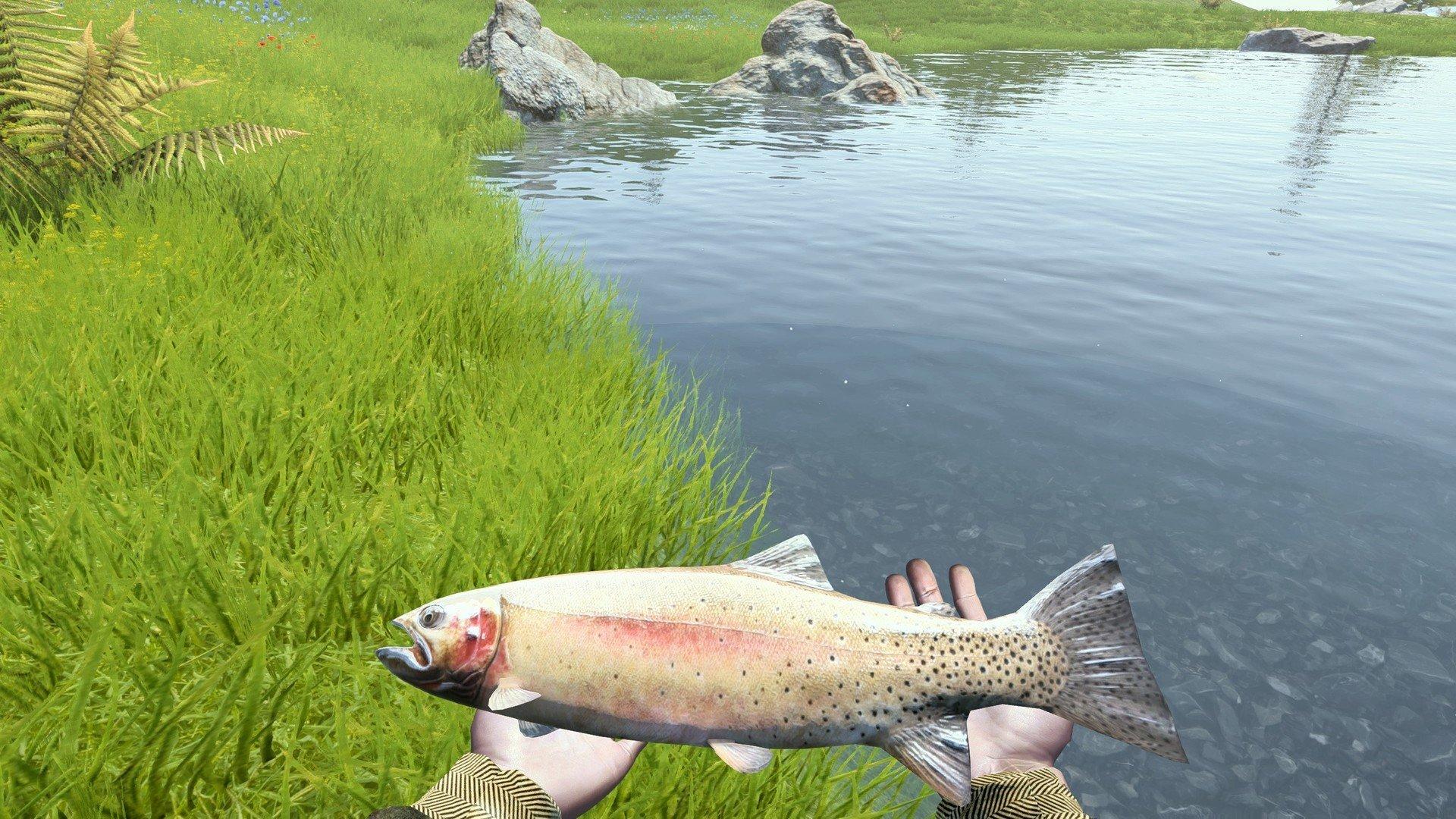 Хорошая рыбалка на пк