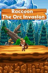 Игра про енота Raccoon: The Orc Invasion